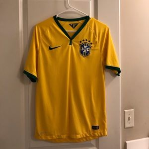 Brazil World Cup Jersey authentic